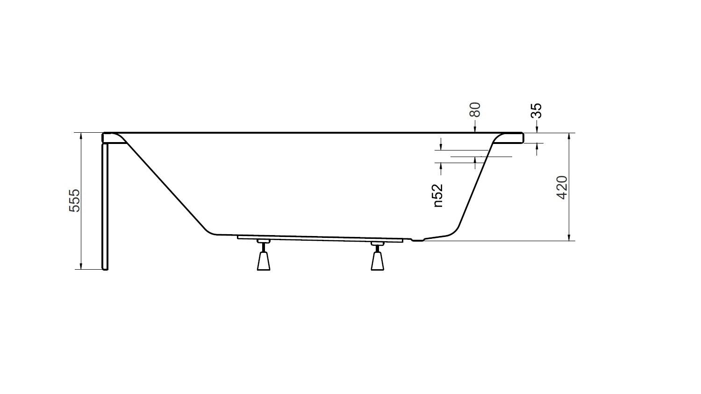 baignoire basse hauteur cool hauteur robinet baignoire et pour salle la hauteur robinet. Black Bedroom Furniture Sets. Home Design Ideas