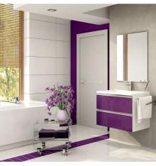 Meuble de salle de bain BARREIRO II