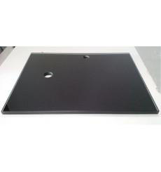 Plan Vasque en verre noir
