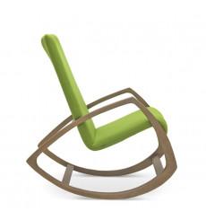 JULIA fauteuil à bascule