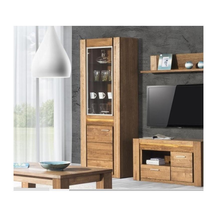 vaisselier 2 portes velvet. Black Bedroom Furniture Sets. Home Design Ideas