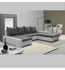 Canapé d'angle CUDDIES
