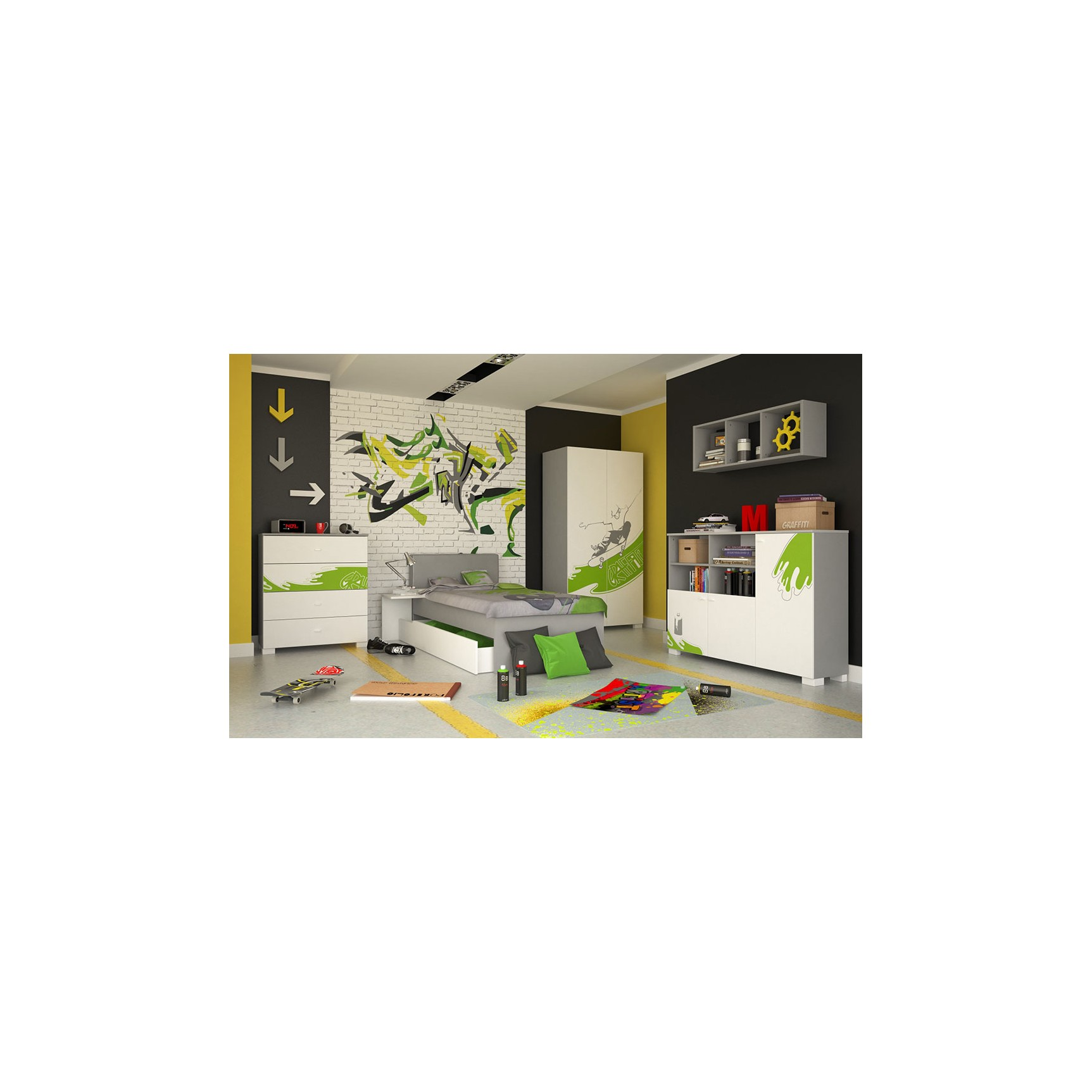canap d 39 angle nestor azura home maroc. Black Bedroom Furniture Sets. Home Design Ideas