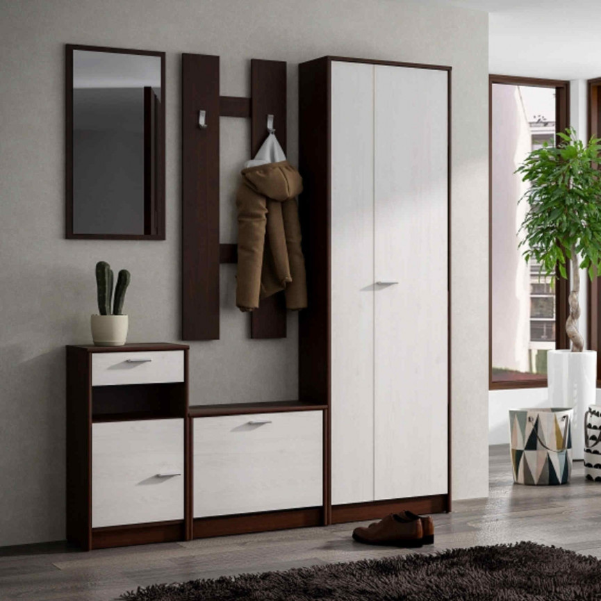 unique meuble entr e couloir l 39 id e d 39 un porte manteau. Black Bedroom Furniture Sets. Home Design Ideas