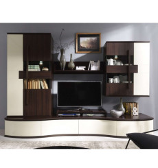 Meuble TV CHANELL Dark 280 cm