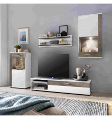 Ensemble Meuble TV LIZZY 150 cm