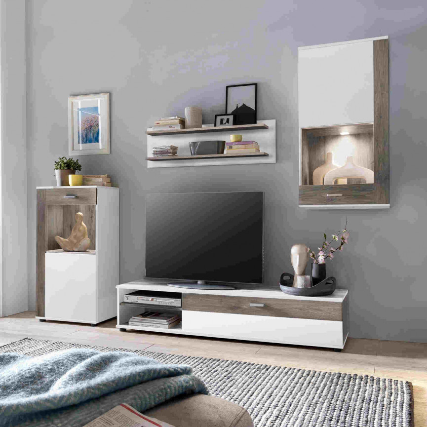 Meuble Tv Lizzy S Jour Meuble Tv # Ensemble Meuble Tv Table Basse Design