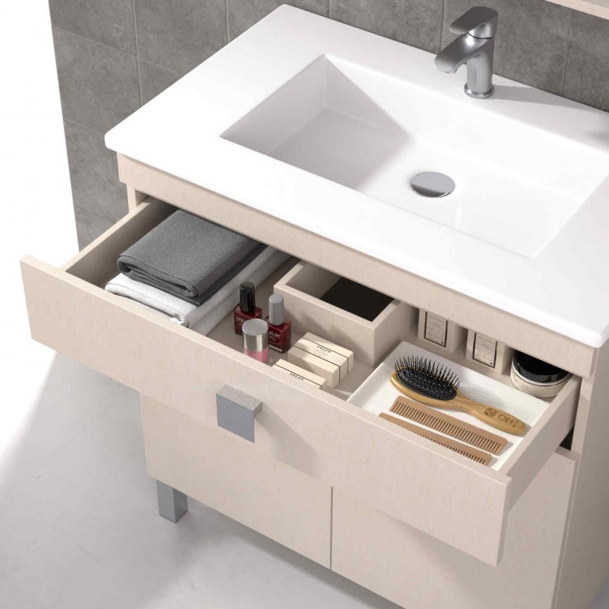 Accessoire Salle De Bain Rabat ~ ensemble de salle de bain kenitra meuble salle de bain une vasque