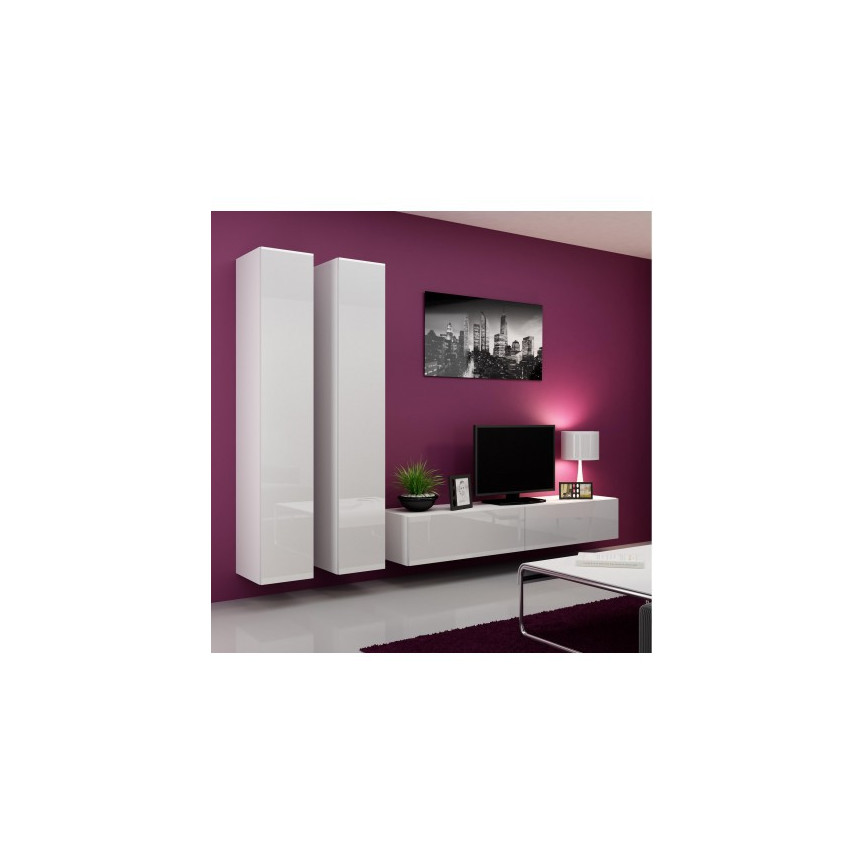 Meuble Tv Paris # Meuble Tv Violet