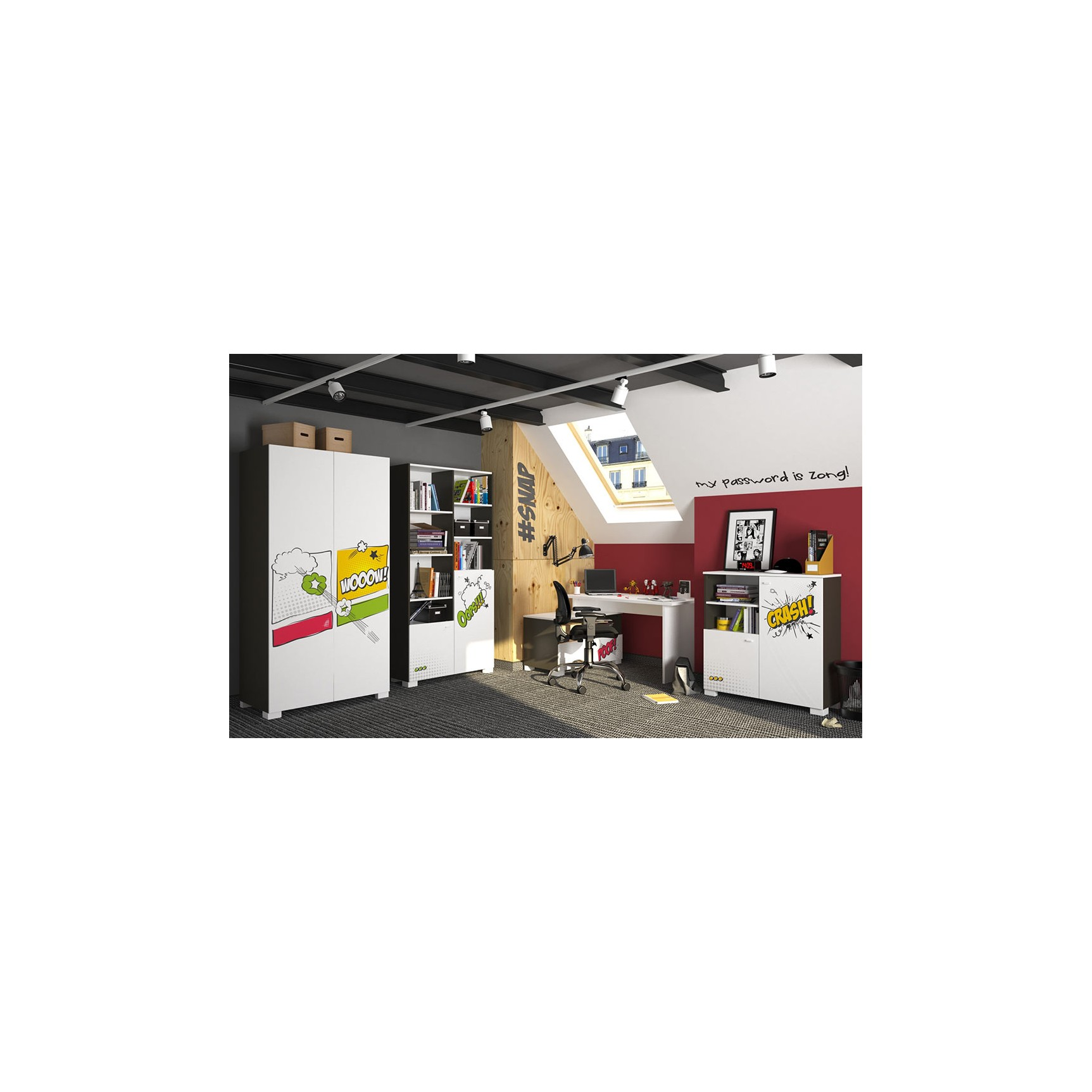 Meuble Tv Achat Meuble Tv Design Azura Home Maroc # Meuble Tv Armoire