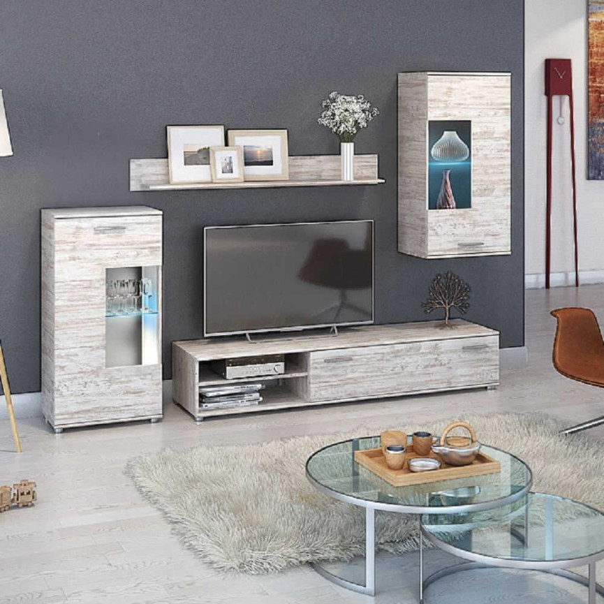 etagere murale sous tv beautiful ensemble mural armoire meuble bas tv tagre poser with etagere. Black Bedroom Furniture Sets. Home Design Ideas