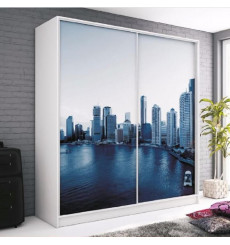 Armoire NEW YORK 200cm