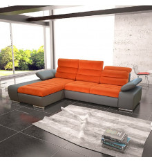 Canapé d'angle KORFU