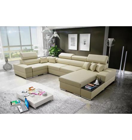 Canapé d\'angle PIANCENSA– canapé d\'angle design – Boutique meubles ...