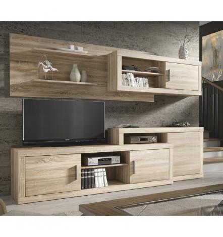 Ensemble meuble TV OPALO NATURE séjour