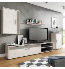 Ensemble Meuble TV MADIO 150 cm