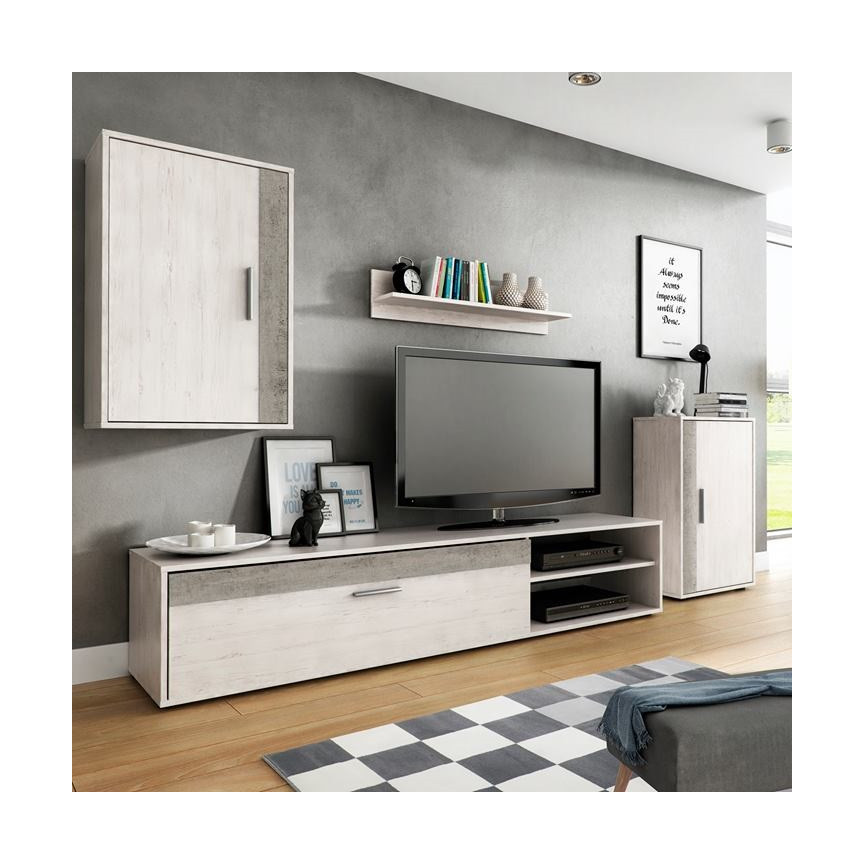 meuble tv madio s jour meuble tv. Black Bedroom Furniture Sets. Home Design Ideas