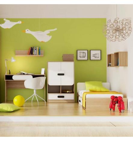 Chambre GUSTO-Mobiler d\'enfant- Mobilier design