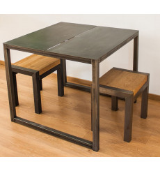 Table ARANIO carré
