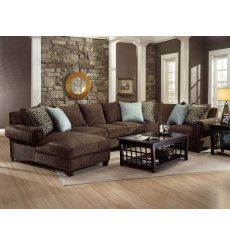 Canapé d'angle ANCONA