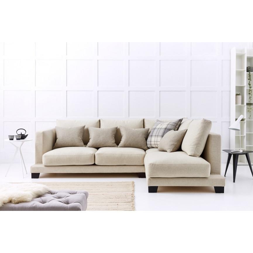 canap d 39 angle rumini design s jour salon. Black Bedroom Furniture Sets. Home Design Ideas
