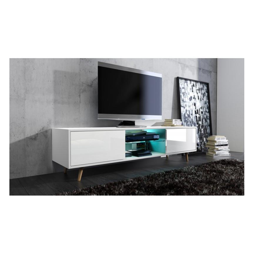 meuble tv sveg 140 cm s jour meuble tv. Black Bedroom Furniture Sets. Home Design Ideas