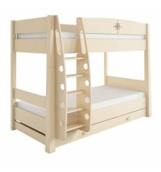 Lit escamotable meuble TV HARIS