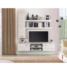 Ensemble meuble TV SAND 150 cm