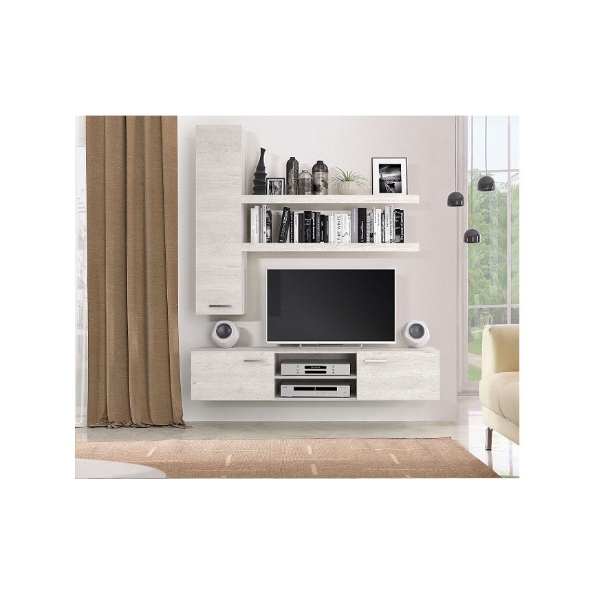 Ensemble meuble tv sand s jour meuble tv - Meuble tv 150 cm ...
