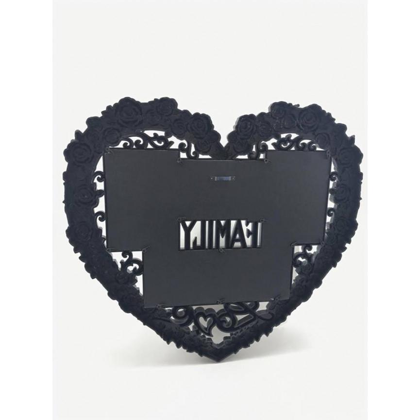 p le m le 5 vues coeur en forme de coeur. Black Bedroom Furniture Sets. Home Design Ideas