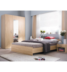 Chambre complète PIURA avec armoire