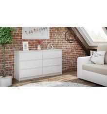 commode spili 6 tiroirs. Black Bedroom Furniture Sets. Home Design Ideas