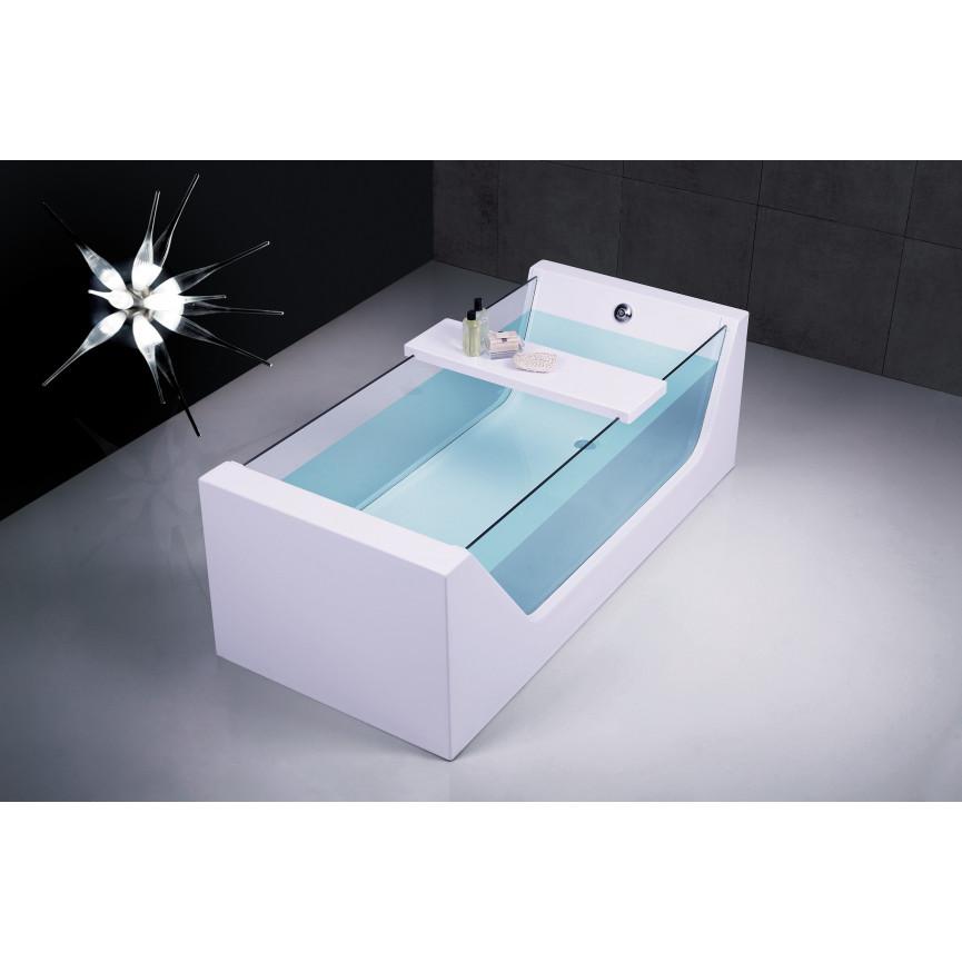 Ma Salle De Bain Baignoire Ilot ~ baignoire lot chavaro 180 80 cm baignoire design mobilier salle