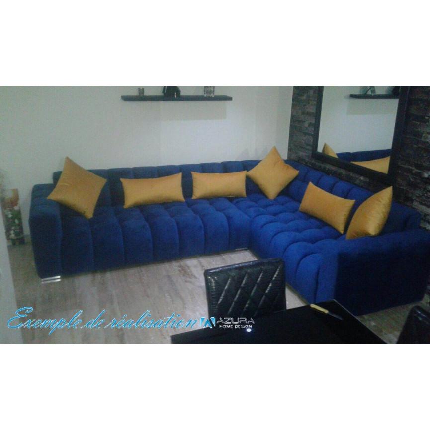 canapé d angle DOMITIA design séjour salon
