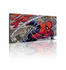 Tableau décoratif   Spider Man L60 cm x H 100 cm - intérieur design, décoration moderne, art abstrait EF42
