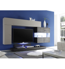 Ensemble meuble tv BIELLA 275 cm