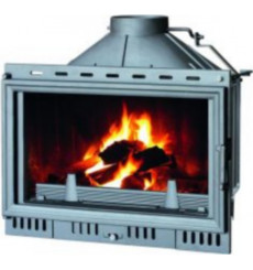 Insert cheminée à bois RIVA 14 kW
