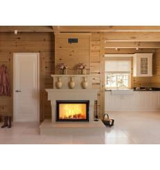 Insert cheminée à bois SAYSS 8 kW