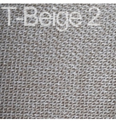 Console 1 tiroir NORMA 73 cm en blanc et gris