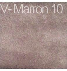 SALLE À MANGER COMPLÈTE VISCONTE EFFET MARBRE NOIR