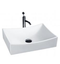 Vasque à poser ARGAKA, blanc