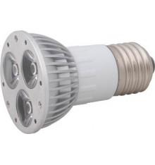 Lampe à led E27 3X1W Haute Puissance
