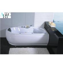 Baignoire baln o kerkyra angle droit 170 90 cm baignoire design mobilier - Notice baignoire balneo ...