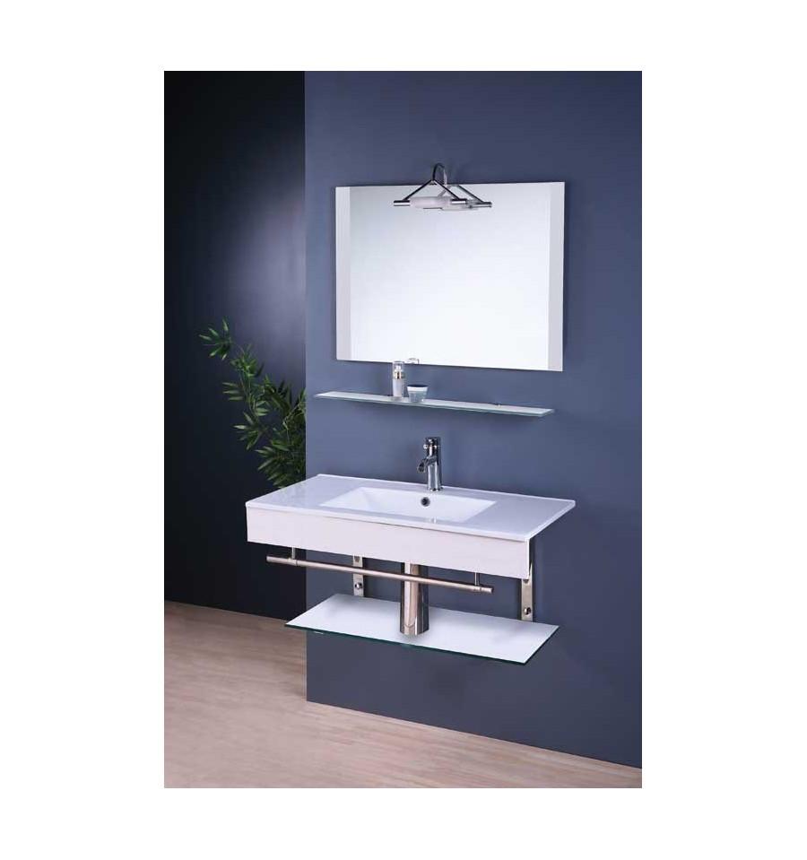 Fic Salle De Bain Lunel ~ ensemble de salle de bain saragosse meuble salle de bain une