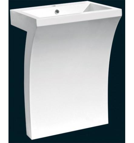 Vasque Sur Pied Katapola Vasque Sur Pieddesign  Mobilier Salle De Bain
