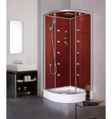 Cabine de douche carré ALDEIA