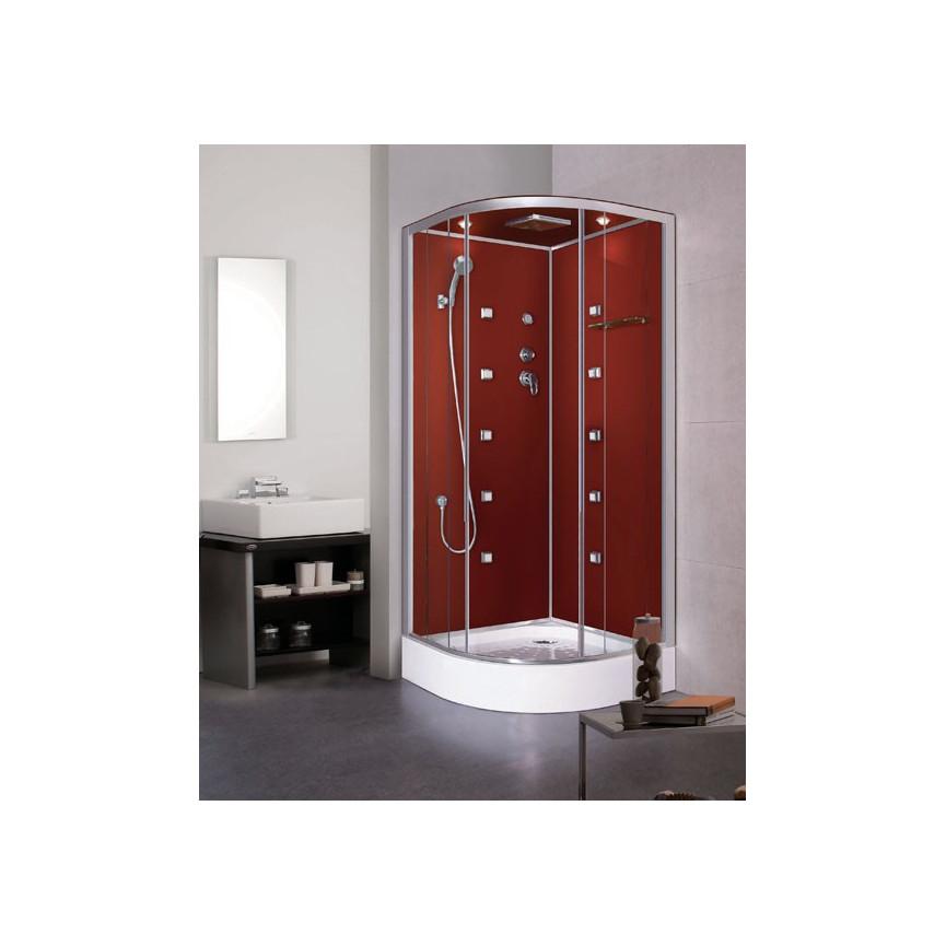 cabine de douche aldeia cabine de douche design mobilier salle de bain. Black Bedroom Furniture Sets. Home Design Ideas