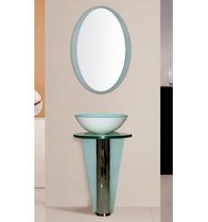 Meuble de salle de bain VIGO, blanc
