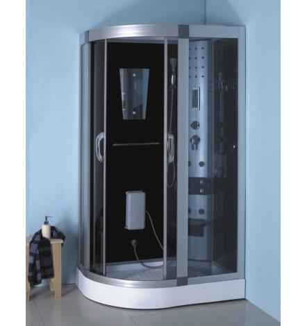Cabine de douche BACAN angle droit, 115*80*215 cm, cabine de douche ...