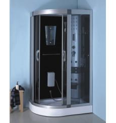 Cabine de douche BACAN angle droit, 115*80*215 cm